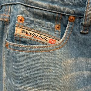 Diesel Jeans Size 28 (fits more like 27)